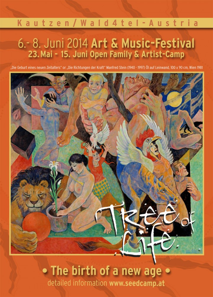 13th project: 'Tree of Life' Festival