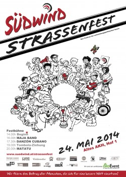 11th project: 'Südwind Straßenfest'