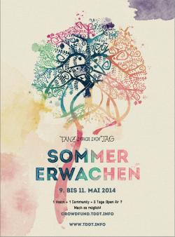 10th project: 'Sommererwachen' - TanzDurchDenTag