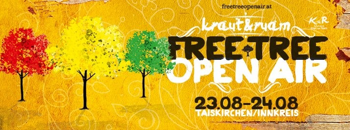 5th project: 'FreeTree' Openair Festival